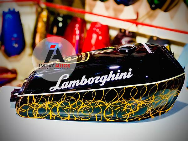 Lamborghini-yellow